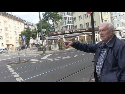 Die Erinnerung bleibt - Spurensuche mit Karl-Heinz Spanke in Düsseldorf 2019