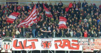 St. Pauli vs F95: Fortuna-Fans bekamen ihre eigene Tribüne