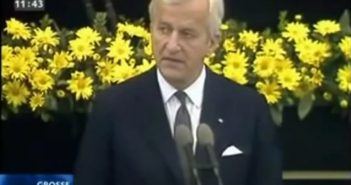 Rede von Bundespräsident Richard von Weizsäcker am 8. Mai 1985