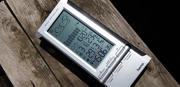 Es ist zu heiß in Düsseldorf