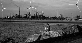 Bild der KW33: Wind und Stahl