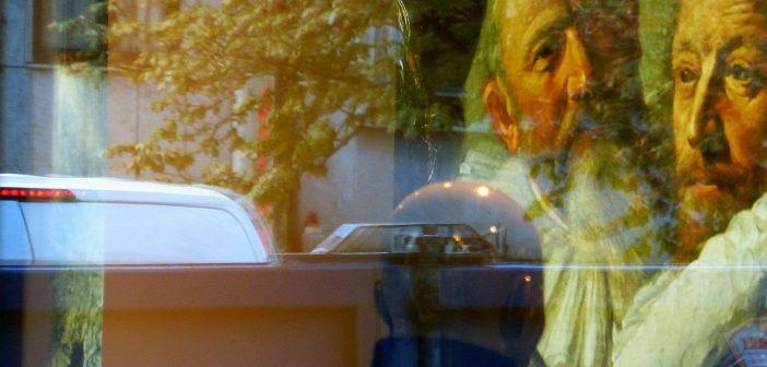 Bild der KW35: Spiegelköpfe