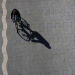 Bild der KW43: Der Radfahrer