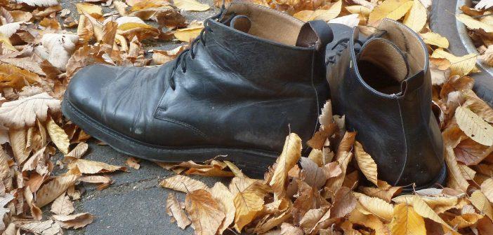 """Wortmuseum: """"Botten"""", ein anderes Wort für schwere Schuhe"""