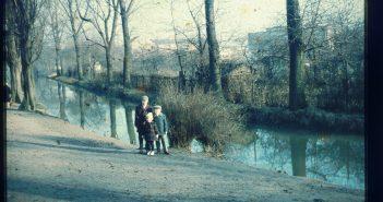 An der Düssel beim Hennekamp - ca. 1959