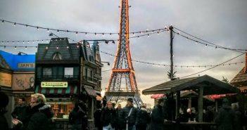 Klein-Paris am Rhein? Foto Alexandra Scholz Marcovich