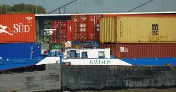 BdW KW46: Schiffsverkehr