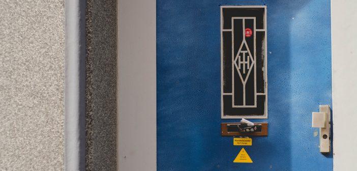 Bild der KW49: Haustür