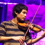 Der Fiddler von North Alone