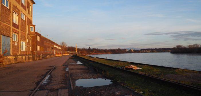 Bild der KW03: Reisholzer Hafen in Holthausen
