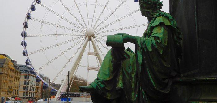 Riesenrad am Corneliusplatz