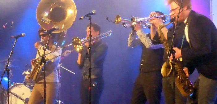 Die Jazz-Rally - Wenn die ganze Stadt swingt