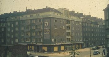 Tußmann- Ecke Lennéstraße anno 1961