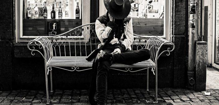 Bild der KW25: Ein Cowboy