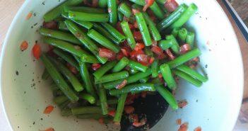 Bhnensalat von der frisch-fruchtigen Art