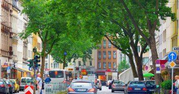 Ortsangabe: Rethelstraße