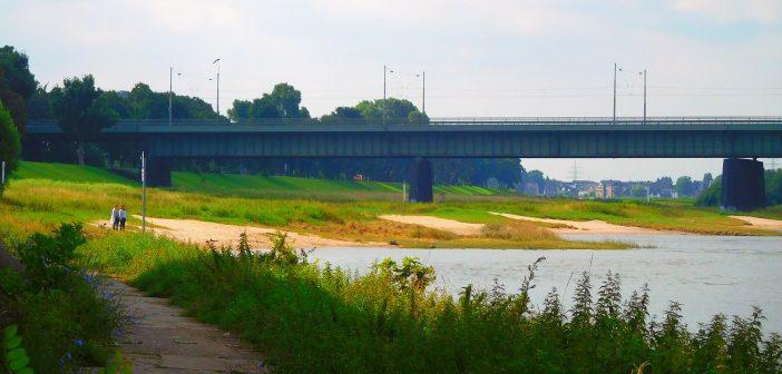 Die Strände bei Hamm - direkt an der Südbrücke