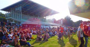 Open Source - das größte Picknick der Stadt, mit Musik