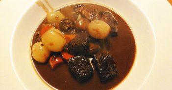 RdW: Bœuf bourguignon - Rindfleisch und Rotwein