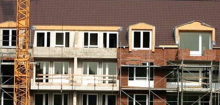 Wohnungsbau in Düsseldorf / (Foto: Archiv Jo Achim Geschke)