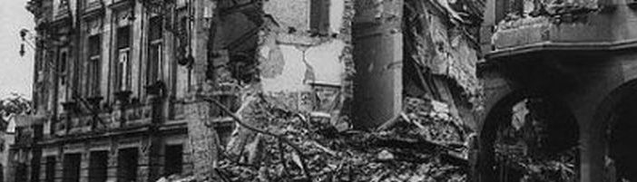 April 1992: Erdbeben in Düsseldorf (Symbolfoto)