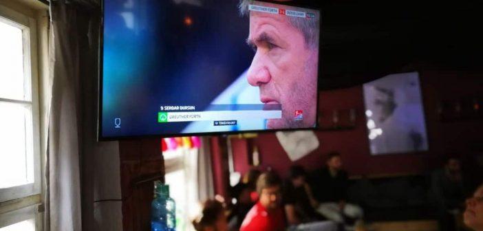 Fürth vs F95 3:1 - Trainer Funkel ist äußerst unzufrieden