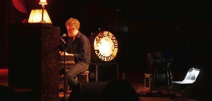 Glen Hansard auf der Soul-Saving-Mission