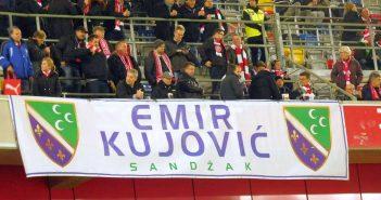 Ja, es gibt sie - die Emir-Kujovic-Fans