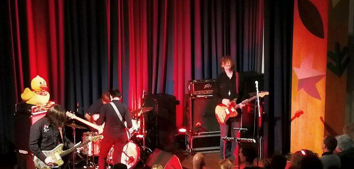 Thurston Moore samt Band im Bachsaal der Johanneskirche