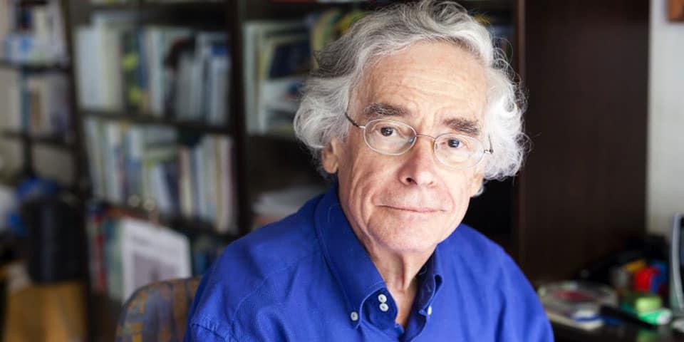 Dieter Forte, der große Schriftsteller (Foto: Dieter-Forte-Gesamtschule)