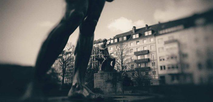 BdW19: Industriebrunnen am Fürstenplatz