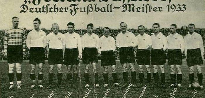 Fortuna-Düsseldorf - Deutscher Fußballmeister 1933