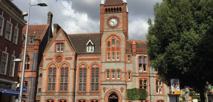 Das Rathaus von Reading (Foto: Wikimedia)