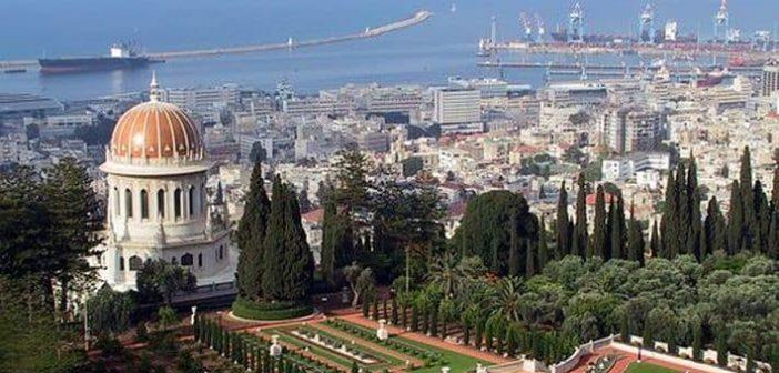 So schön ist Haifa! (Foto: IHA)