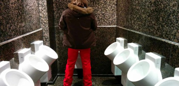 BdW04: Herrentoilette