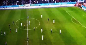 Augsburg vs F95 - Bilder vom obskuren Streaming