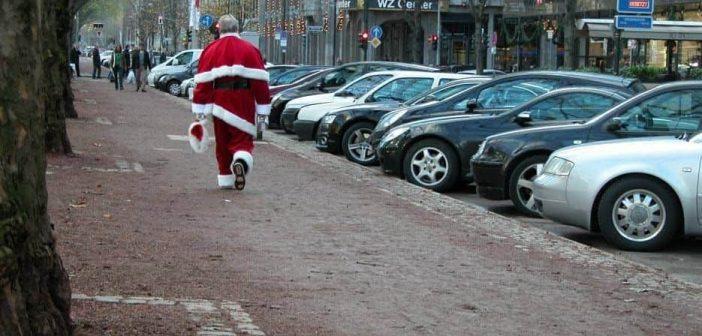 BdW 51: Der Weihnachtsmann auf der Kö
