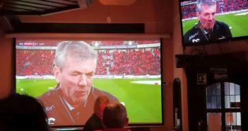 Leverkusen vs F95 - Der Faltige vor dem Spiel