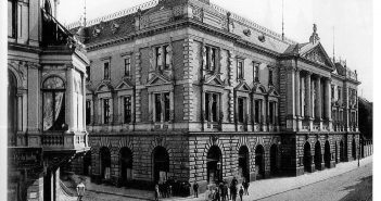 Die Alte Tonhalle an der Schadowstraße