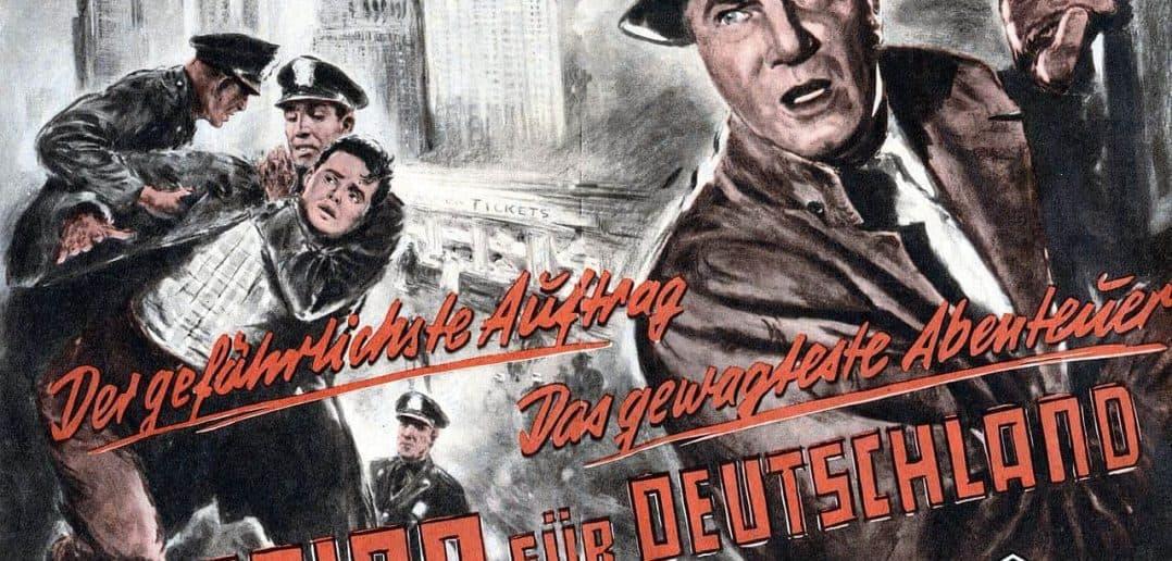 Spion für Deutschland (by Helmuth Ellgaard via Wikimedia)