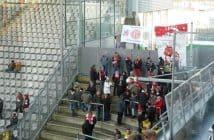 Freiburg vs F95 - die fiese Ecke