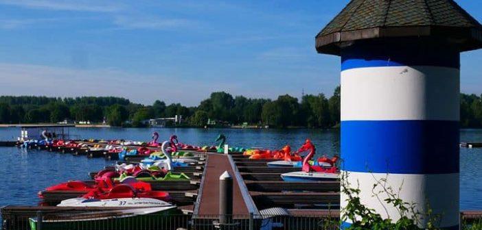 Morgens am Unterbacher See (A. Otto)