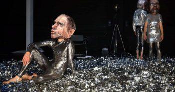 Cum-Ex-Papers, ein Recherchetheater (Foto: Anja Beutler)