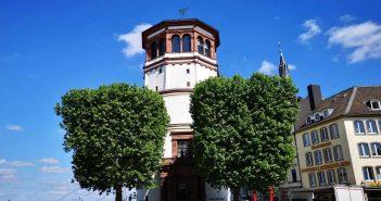 Düsselquiz 100: Gesucht war der Schlossturm