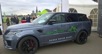Irrweg: Elektrische Riesen-SUV auf der e-Cross-Messe