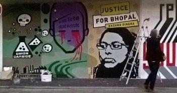 40 UrbanArt - Grafitti politisch