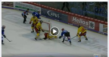 SERC vs DEG: Henrik Hanes Monster-Save