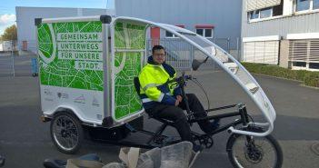 ABC Logistik: Das Lastenrad hat Zukunft als Lieferfahrzeug