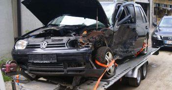 Golfsburg: Wirtschaftlicher Totalschaden