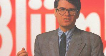 Ausschnitt aus einem Wahlplakat von 1990 (siehe Bildnachweis)